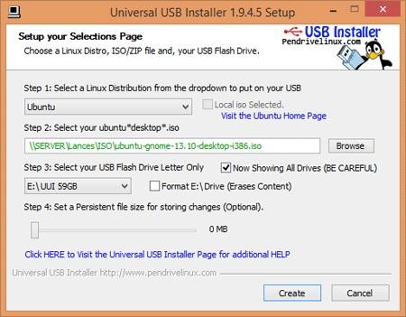 Universal Installer