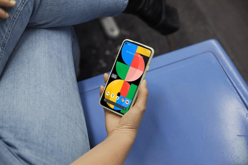 Google Pixel 5a - Vid - 1