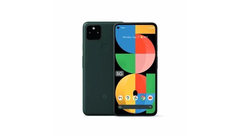 Google Pixel 5a - Vid